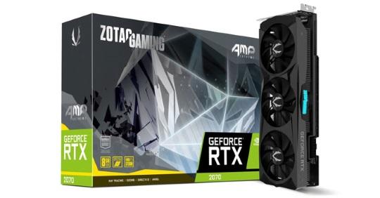 Zotac Gaming RTX 2070 AMP Extreme