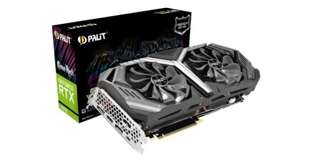 Palit GeForce RTX 2070 GameRock Premium