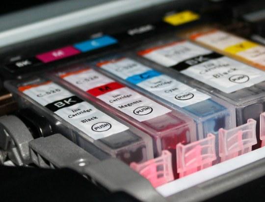 куда деть картриджи для принтера
