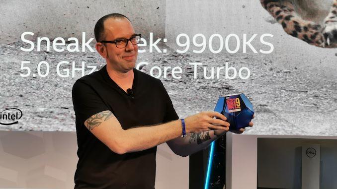 Intel готовит Core i9-9900KS