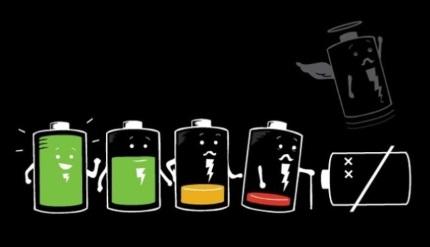 Секреты долгой службы батареи телефона