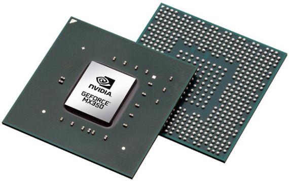 Новые mGPU GeForce MX350 и MX330