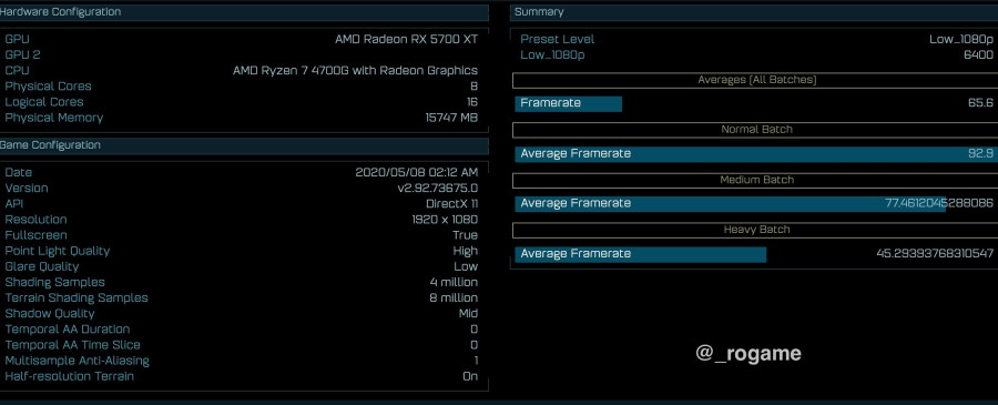 AMD предложит Ryzen 7 4700G