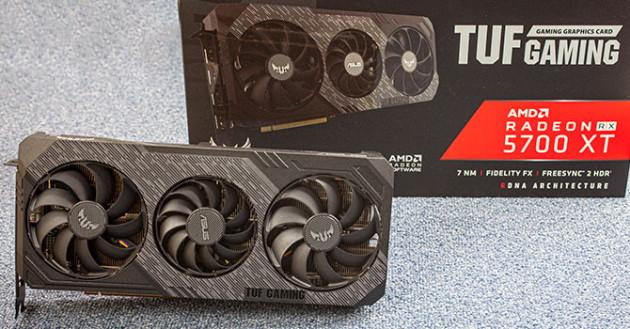 Asus TUF Gaming X3 Radeon RX 5700 XT EVO