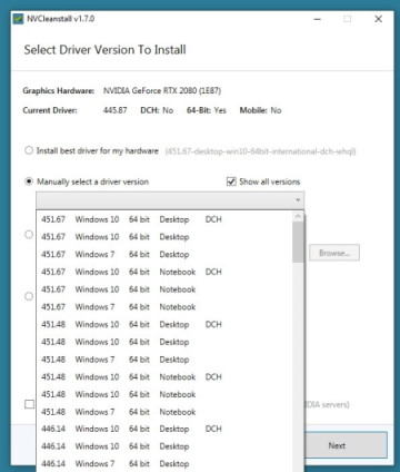 nvcleanstall 1.7.0_02