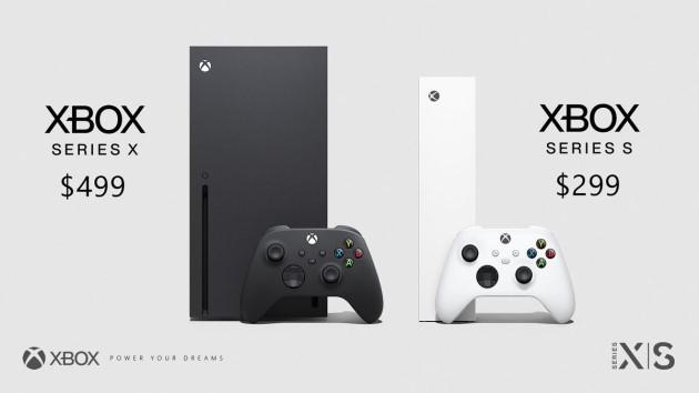 Цены и доступность Xbox Series X и Xbox Series S