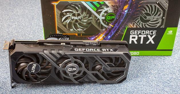 Palit GeForce RTX 3080 GamingPro OC
