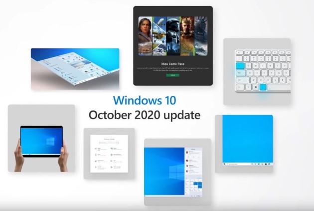 Релиз Windows 10 October 2020 Update