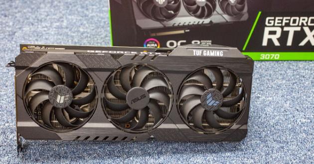 ASUS TUF Gaming GeForce RTX 3070 OC