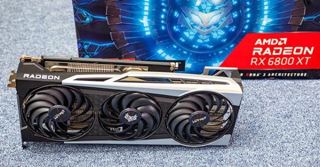 Sapphire Nitro+Radeon RX 6800 XT
