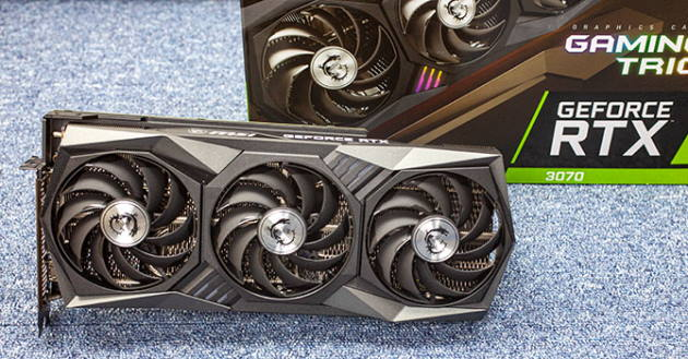 MSI GeForce RTX 3070 Gaming X Trio