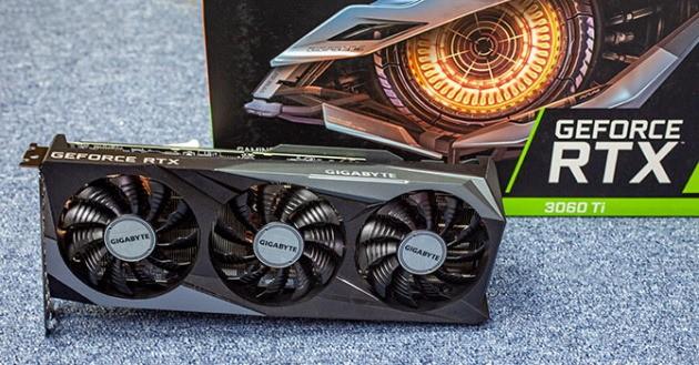 ASUS ROG Strix GeForce RTX 3060 Ti OC