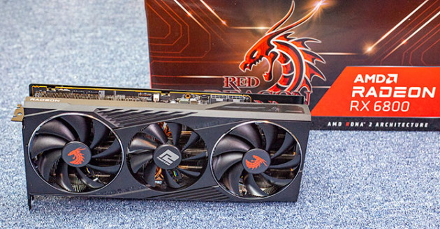 PowerColor Radeon RX 6800 Red Dragon