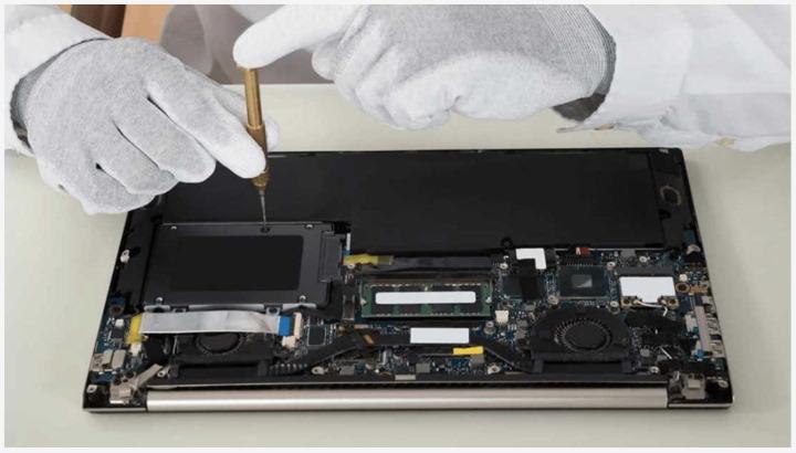 Отремонтировать ноутбук в Алматы