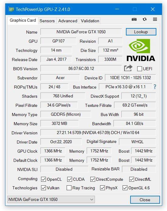 GPU-Z 2.41.0
