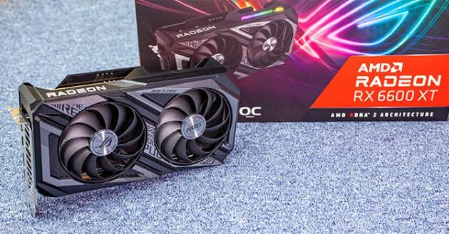 ASUS Radeon RX 6600 XT STRIX OC