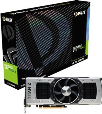 Palit GeForce GTX TITAN-Z