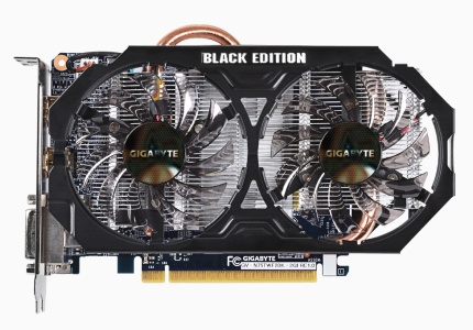 Gigabyte GeForce GTX 750 Ti Black Edition
