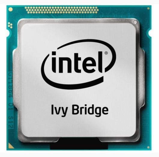 прекращение производства Ivy Bridge