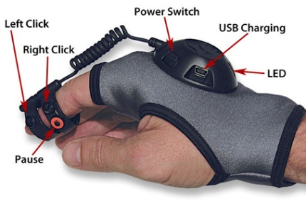Bellco Ventures ION Wireless Air Mouse Glove_01