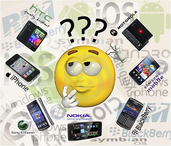 как, выбрать смартфон
