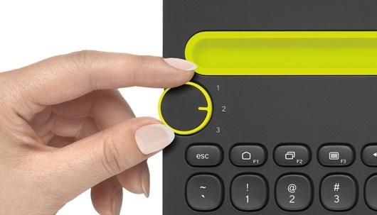Logitech Bluetooth Multi-Device Keyboard K480_03